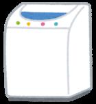 洗濯機はハイスペック