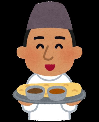 インド料理店とネパール人の関係